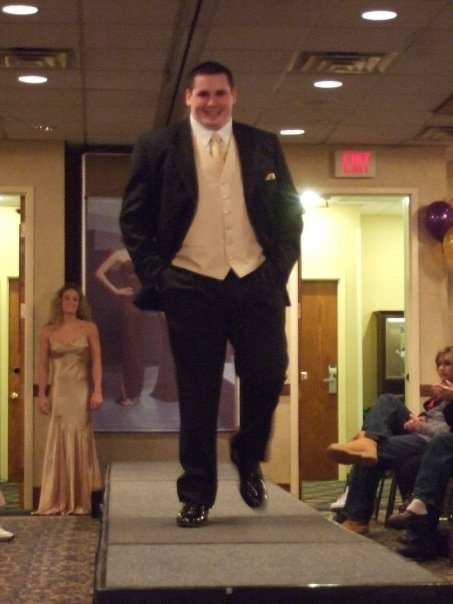 Sweetheart Prom Fashion Show 59